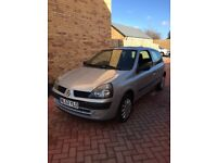 2004 Renault Clio 1.2 Petrol 12 Months Mot 86,000 Miles Excellent Condition Car