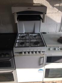 Beko Eye Level Grill Gas Cooker Fully Working Order Just £40 Sittingbourne