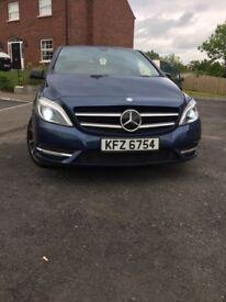 2012 Mercedes Benz B-class 1.8 cdi B180 blueefficiency sport 109BHP