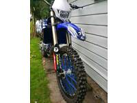 Yzf 450 road legal ( not exc ktm crf )
