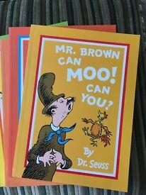 Dr Seuss books -5