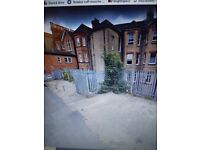 Space for small car with bollards + CCTV Bournemouth centre