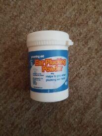 Hatchwells Ear Plucking Powder RRP £5