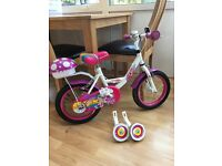 "Children's Apollo Pixie Bike - 14"" wheels"