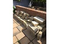Free breeze blocks - needs to go today