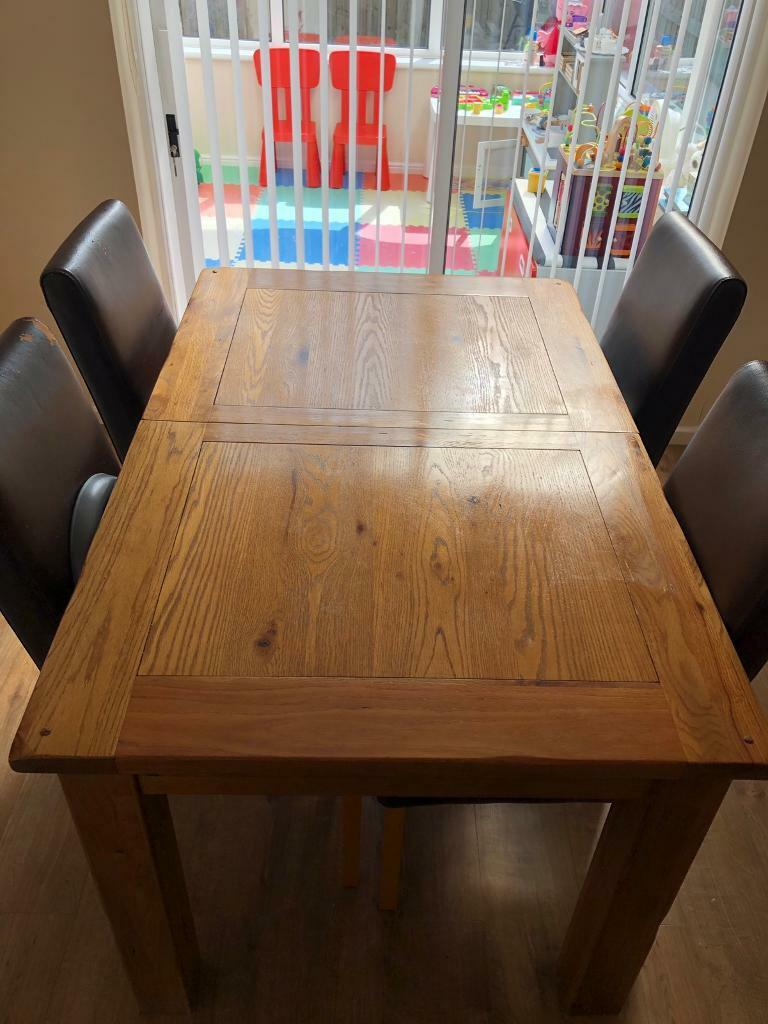 Reduced Harvey S Toulouse Extendable Dining Table In