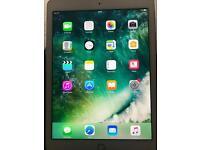 iPad Air 2, 32gb, wifi, gold, with box etc