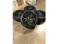 """Brand new set of 23"""" alloy wheels and tyres Range Rover"""
