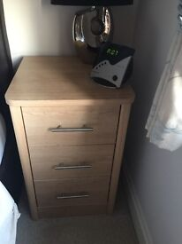 Toulon bedside cabinet for sale