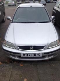 Honda car for sale £500/.