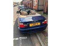 BMW 325CI Soft Top