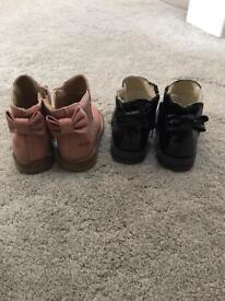 Size 6 Next girls boots brand new