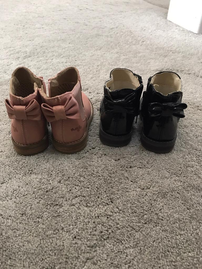 Size 6 Next girls boots brand new