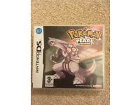 Pokemon Pearl Nintendo DS game