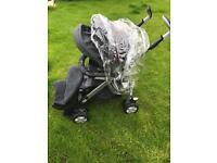 Silver cross pushchair stroller pram for sale