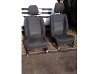 ford ranger full set of seats and door cards