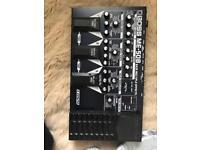Boss me-50b base effects pedal