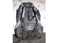 "USED - VANGO ""Pumori"" 65L Women's/Junior rucksack - Ideal for D of E"