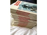 Set of 22 motorcycle books excellent condition offers
