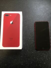 iPhone 8plus RED 64GB