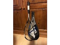 Pro Kennex squash racket. Ti Omega. Brand new. More weight in the head.