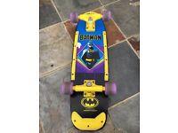 Batman skateboard 1989