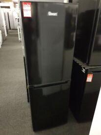 Brand New Swan SR8180B 48cm Fridge Freezer - Black
