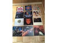 12 Vinyl Albums