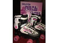 roller skates UK size 4-7 girls