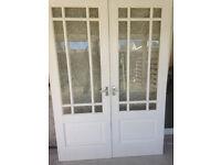 Glass Room Divider Doors