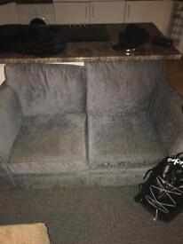 Basically new sofa