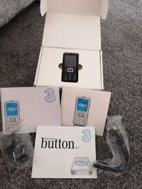 Skype mobile phone (boxed with instructions, unused head phones and charger)