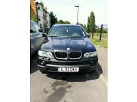 BMW x5 4x4 3.0 Sports Left hand drive