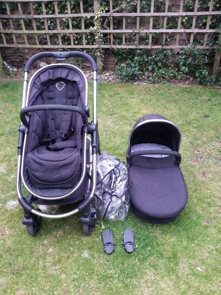 Icandy Strawberry Carrycot Icandy Strawberry Inc Carrycot