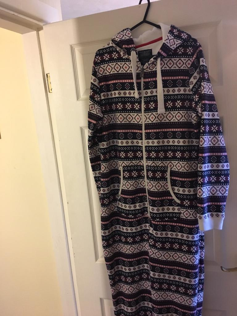 Ladies onesiein Stoke on Trent, StaffordshireGumtree - Ladies Brookhaven onesie. Size 10. Used but good condition. Only worn a couple of times