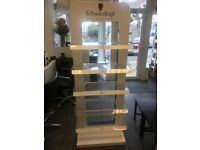 Hairdressing stand