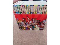Horrible histories boxed book set