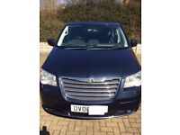 7 Seats 2008 Chrysler Grand Voyager auto MPV 2,777 CRD