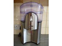 Brita Aqua Fountain Water Filter with 3 free filter cartridges