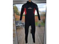 Boys wetsuit - size LB -long