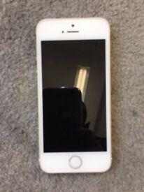 Iphone 5S ,Unlocked,16GB,WIFI Does Not Work ,Good Condition
