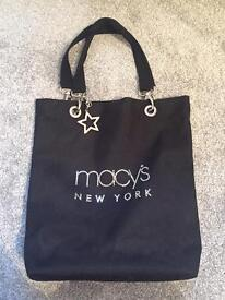 Macy's New York bag