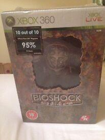 RARE Bioshock XBOX 360 Special Edition