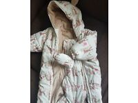 Baby girls winter coat - Next