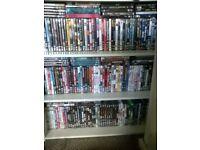 300+ dvds