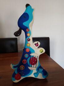 B.woofer guitar toy