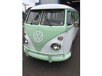 VW Splitscreen