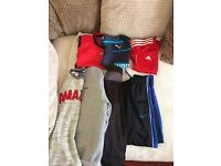 boys 9-10 clothes bundle