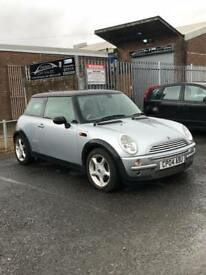 Mini Cooper one, 2004, 52000 Miles!!! BREAKING CAR ALL PARTS AVAILABLE