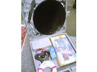 Portable Satellite Dish & Tripod